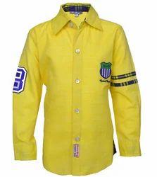 Beanie Bugs Yellow men's yellow shirt