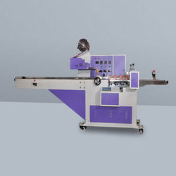 Horizontal Flow Pack Machine