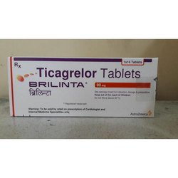 Brilinta 90mg Tablet