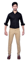 Slim Fit Party And Casual Wear Mens Chinos Pant
