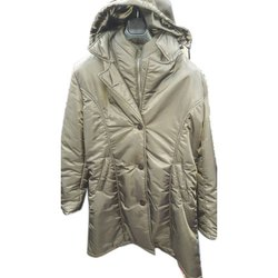 Hooded Ladies Designer Teflon Jacket, Size: Small To Large