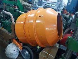 Concrete Mixer With Motor
