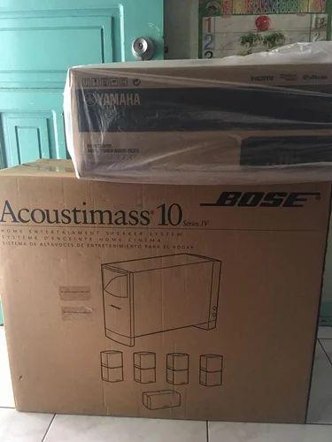 Bose acoustimass 10 series v home theater speaker system black at bose acoustimass 10 series v home theater speaker system black publicscrutiny Choice Image