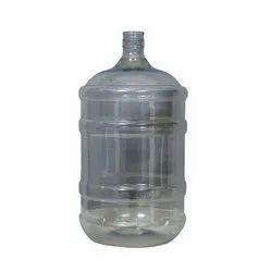 Plastic RO Drinking Packaged Water Jar, Capacity: 20 Liter