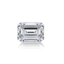 Emerald Diamond 2.27ct F VVS1 CVD TYPE2A IGI Certified