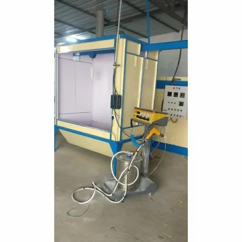 VSK Powder Coating Booth