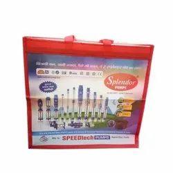 Printed Non Woven Shopping Bag, Capacity: 1 Kg
