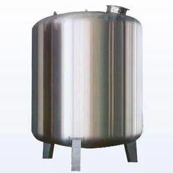 Stainless Steel Storage Vessels
