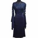 Ladies Western Dress, Size: Xxl