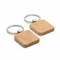 Wooden Key Ring