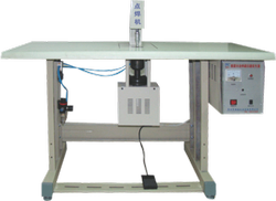 Manual Handle Attaching Machine / Ultrasonic Welding Machine