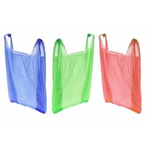 Ld Colored Plastic Bag