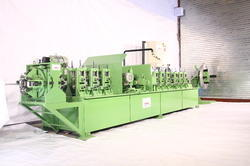 Stainless Steel Tube Mill Machine