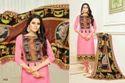 Embroidered Sararara Salwar Suit Fabric