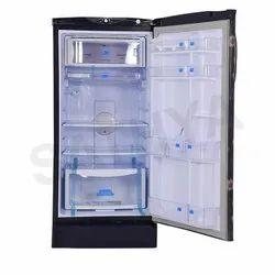 3 Star Gray Godrej Refrigerator, Single Door