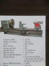 Oil Gear Machine