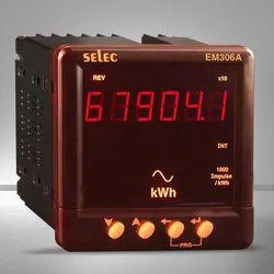 EM306A Selec Electronics Energy Meter