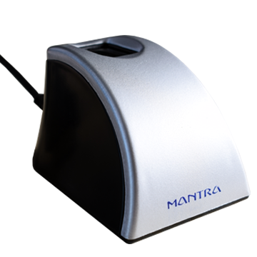 Mantra MFS Fingerprint Scanner For BSNL & Sim Activation