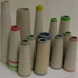 Multi Colored Printed Paper Cones
