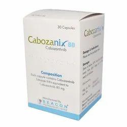 Cabozanix Cabozantinib 80 Mg
