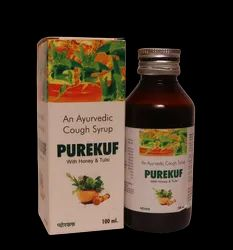 Herbal Cough Syrup 100ML