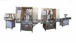 PlasticBottle Sealing Machine