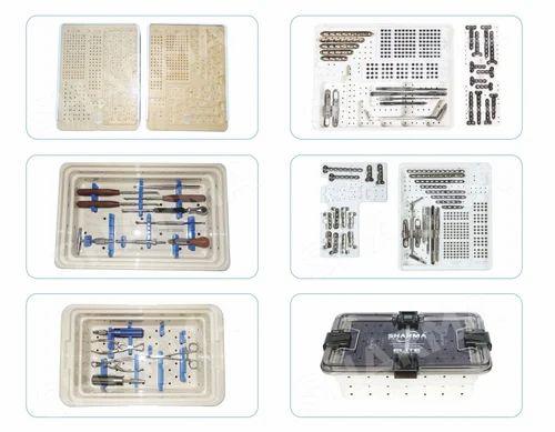 Mini Fragment Instrument Set Locked & Non Locked