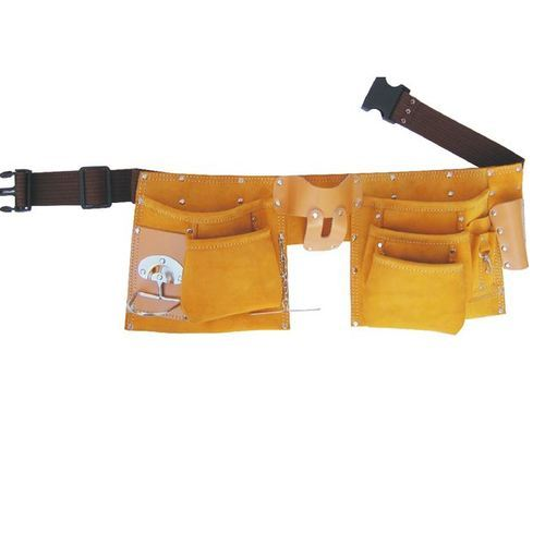 Inder Cotton And PVC Pocket Large Capacity Carpenter Tool Apron