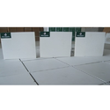 Designer Roofing Tiles White Feet