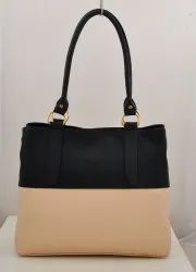 Synthetic Leather Black Modern Hanging Bag