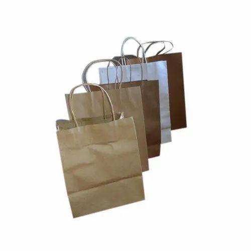 Art Paper Bag, Packaging Type: Box