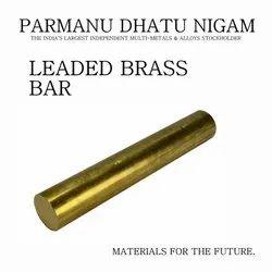 Leaded Brass Bar