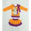 Cotton Baby Girl Skirt Top