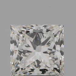 Princes Cut CVD Diamond 1.76ct H VVS2 IGI Certified