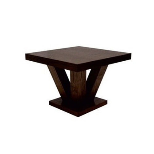 Wooden Square Dining Table Dimension 2 5 X 2 5 Feet Rs 14000 Piece Id 19918227333