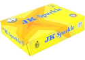 White A5 Jk Sparkle Copier Paper, For Print, Gsm: Less Than 80
