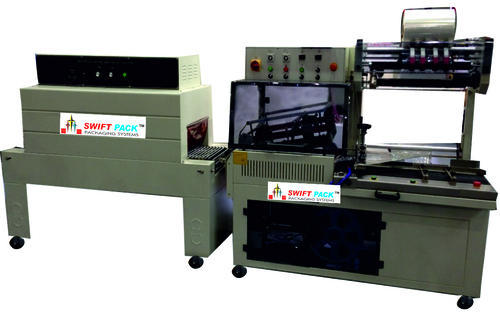 Swift Pack Automatic L- Sealer With Shrink Tunnel