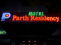 Hotel LED Sign Board
