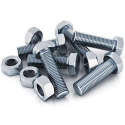 Hexagonal Stainless Steel Nut And Bolt
