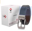 Alfami Men S Pu Leather Reversible Belt