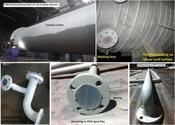TSA (Thermal Spray Aluminum) Coating