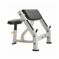 Gym Preacher Curl Bench