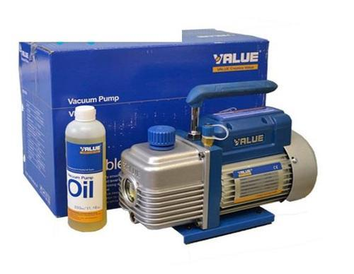 1 H p 12 C f m Double Stage Vacuum Pump Value Ve 2100n Ac Gas Charging