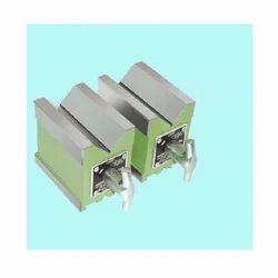 Magnetic V Block - Hardened 4Inch