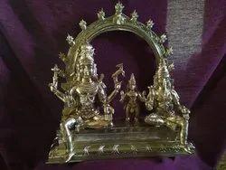 Somaskandar Panchaloham 15 Inch