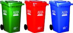 Industrial 240lt Wheel Dustbin