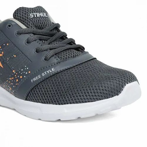 Stimulus Grey Casual Shoes at Rs 599