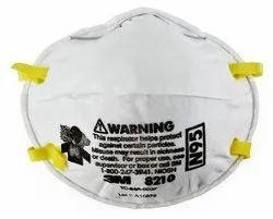 Disposable 3M 8210v Respirator Safety Mask