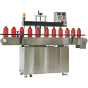 Stainless Steel Semi-automatic Plastic Bottle Capping Machine
