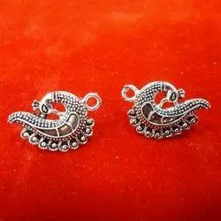 Oxidized Silver OTC Oxidized Fashion Earrings